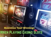 How To Maximize Your Winnings When Playing Casino Slots