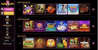 LuckyNiki Casino Bonuses & Promotions