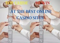 Top Guide to Win at The Best Online Casino Sites