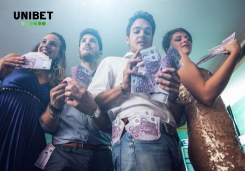 Unibet Casino Deposits and Withdrawals